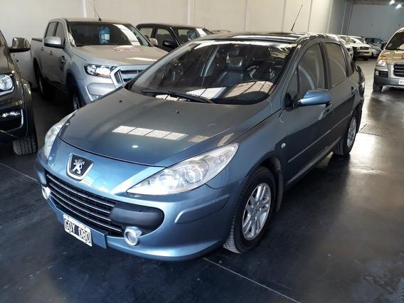 Peugeot 307 2.0 Sedan Xs Premium Mp3 Lim Vel 2007