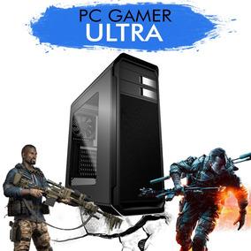 Pc Gamer Ultra - Intel Core I5-7400 Rx 550, 1tb, 8gb Ram