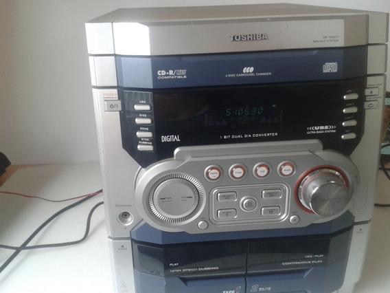 Mini System Toshiba Ms7303cd.