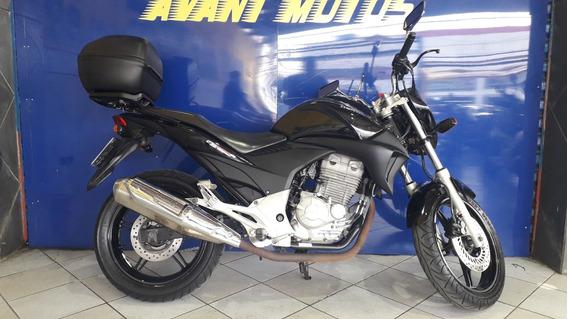 Cb300r Preta 2010