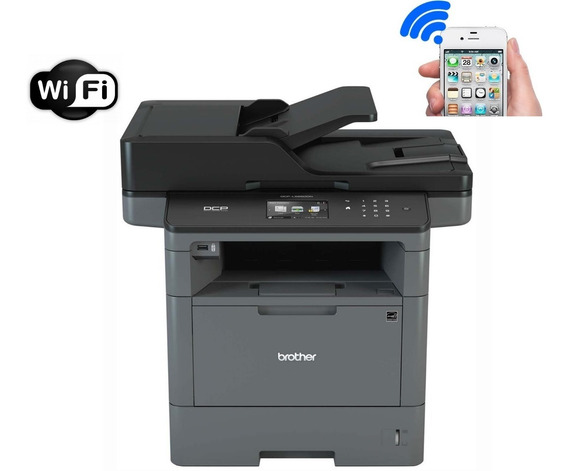 Multifuncional Impressora Brother Mfc-l5902dw Pronta Entrega