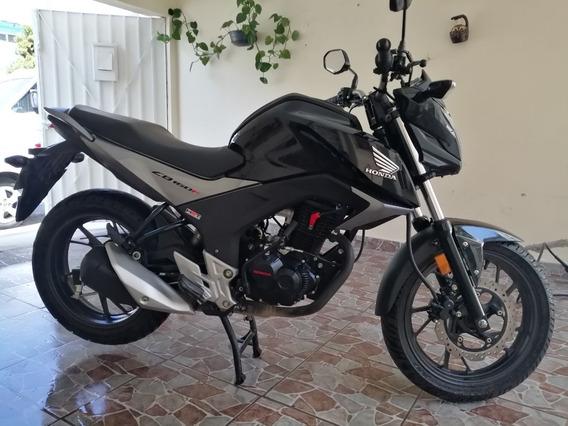 Honda Cbf160 2019