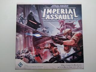 Star Wars Imperial Assault Juego De Mesa