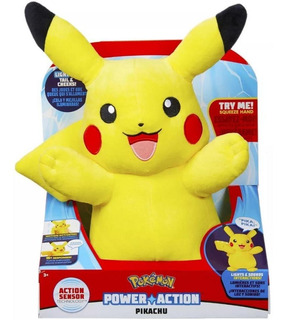 Pokemon Pikachu Electronico
