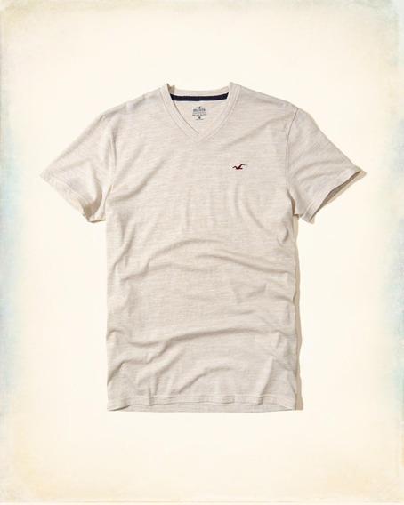 Camiseta Hollister Abercrombie & Fitch Original Promoção