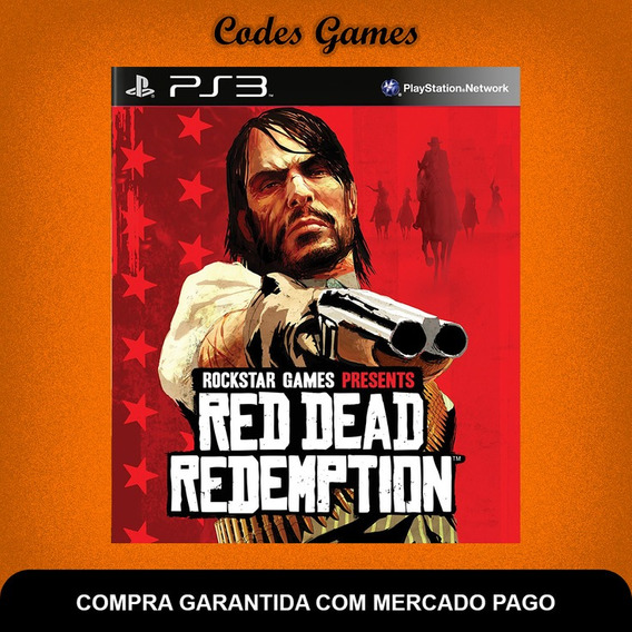 Red Dead Redemption - Ps3 - Pronta Entrega