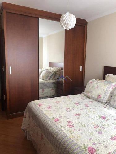 Imagem 1 de 28 de Apartamento À Venda, 93 M² Por R$ 425.000,00 - Parque Da Represa - Jundiaí/sp - Ap1606