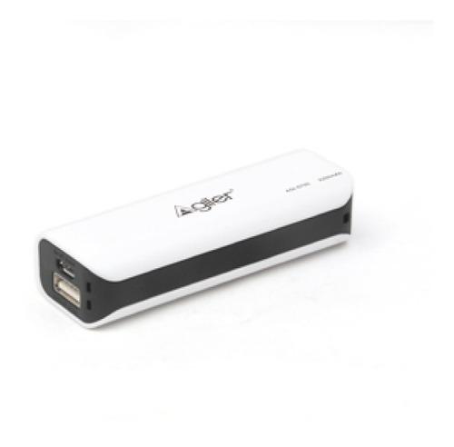 Imagen 1 de 1 de Cargador Movil Agiler (power Bank), Backup Battery, 2200mah