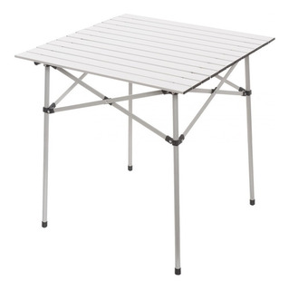 Mesa Camping Alumino Plegable Solcito 70 X 70 Cm