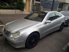 Mercedes Benz C200 Kompressor Coupe