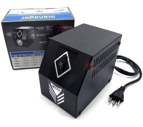 Protetor 1000va (600w) 110v/220v Estabilizador De Energia