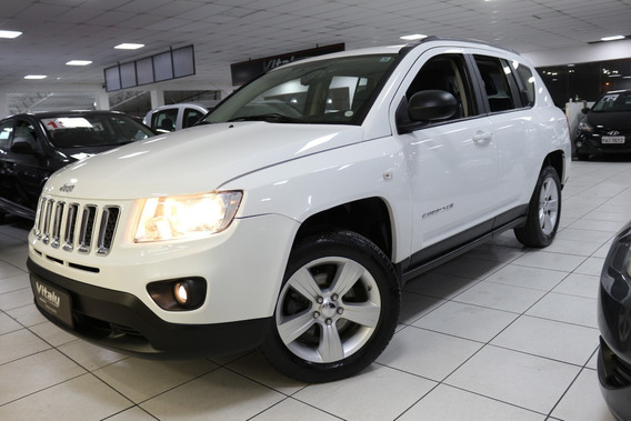 Jeep Compass Sport 2.0 Aut !!! Baixo Km 2012