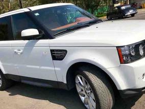 Land Rover Range Rover Sport Sc Premium Piel Qc Seminueva
