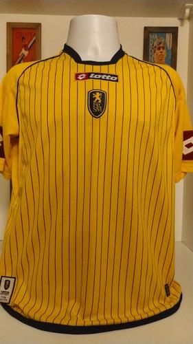 Camisa Futebol Sochaux 2009 Lotto