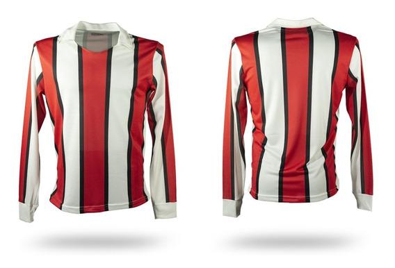 Camiseta De Futbol Retro Vintage De River Plate 1979