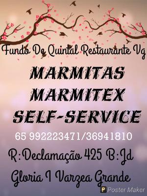 Fundo De Quintal Restaurante Vg Comida Caseira