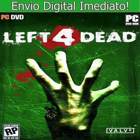 Left 4 Dead Pc Hd Envio Imediato.