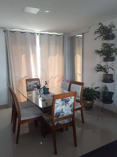 Imagem 1 de 14 de Cobertura À Venda, 230 M² Por R$ 850.000,00 - Vila Nossa Senhora Das Vitórias - Mauá/sp - Co0001