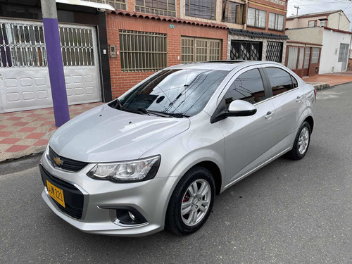 Chevrolet Sonic 1.6 Lt 4p Aa