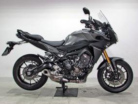 Yamaha Mt-09 Tracer 2017 Cinza