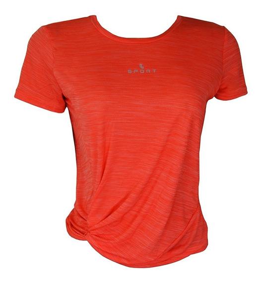 Camiseta Lupo Sport Cropped Af Reflective Feminina 77068-001