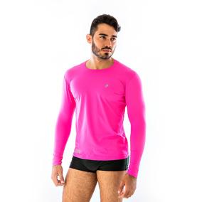 Camisas Masculinas Para Academia Proteção Uv