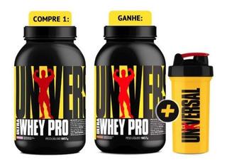 Whey Protein 908g Compre 1 Leve 2 + Mixboy Muito Mais Barato