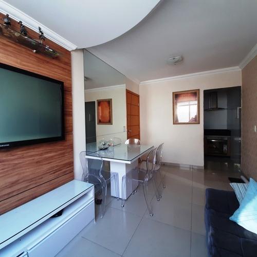 Apartamento De Área Privativa 2 Q No Bairro Glória - Ces10