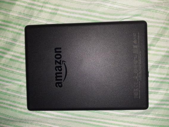 Kindle 8 Geração Wi Fi + Cabo Original Do Carregador