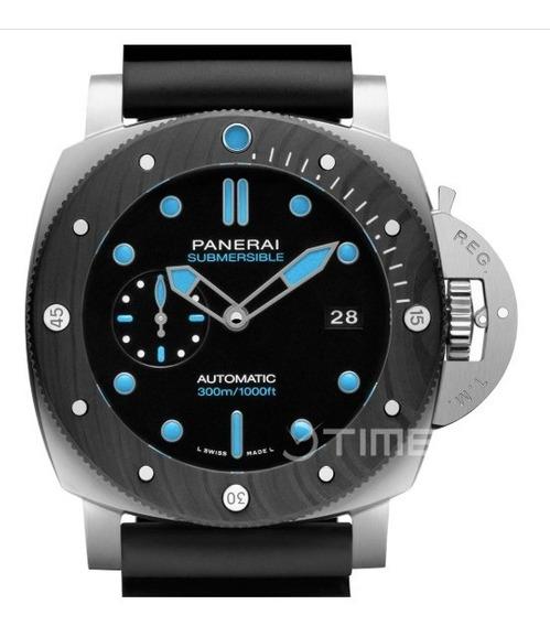 Relogio Eta Panerai Luminor Submersible Pam799