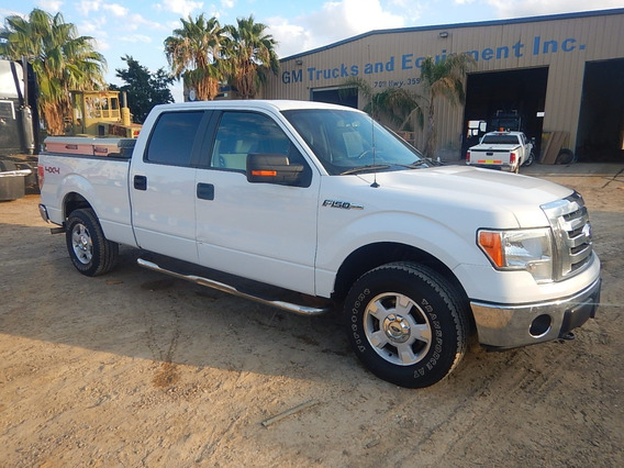 2012 Ford F150 4x4 Pickup Gm107020