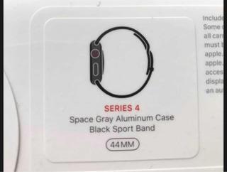 Apple Watch Serie 4 Nuevo Lte+gps 44mm