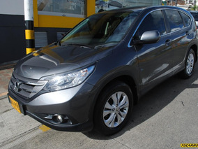 Honda Cr-v Cr-v Exl C At 4wd