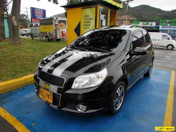 Chevrolet Aveo Emotion 1.6 Gti Dark Transformers