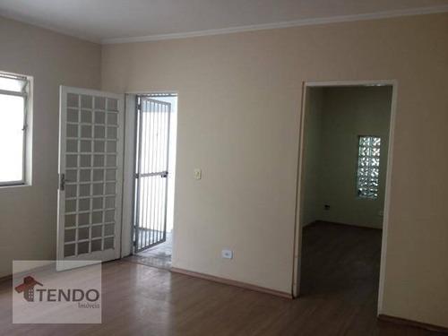 Imob03 - Salão Para Alugar, 125 M² Por R$ 2.500/mês - Centro - Mogi Das Cruzes/sp - Sl0012