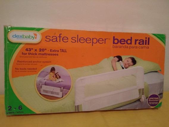Baranda Protectora Para Bebes, Dexbaby, Extra Alta. Nueva