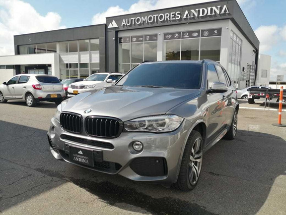 Bmw X5 Xdrive 35i Paquete M 2015 3.0 Aut.secuencial Awd 779