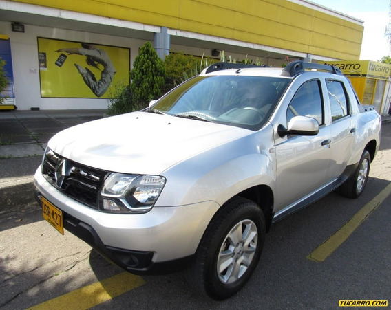 Renault Duster Oroch Dynamique 2.0 Mecánica 4x2