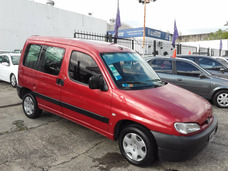 Peugeot Partner 1,9 Diesel Patagonica 2000 Tomo Auto O Moto