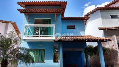 Casa Residencial À Venda, Várzea Das Moças, São Gonçalo. - Ca0245