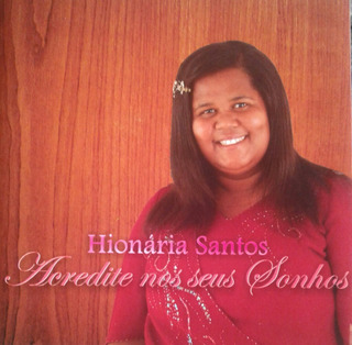Cd Hionaria Santos Gospel Cd Original