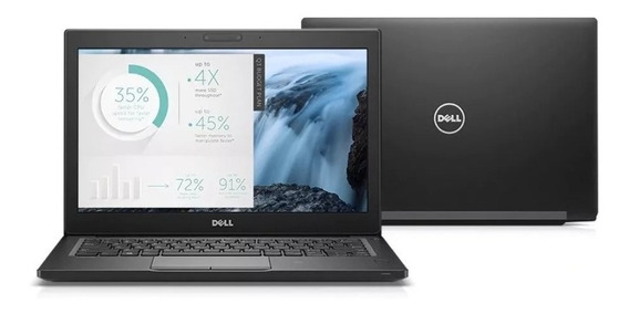 Notebook Dell Latitude 7280 I7-7600u Vpró 8gb Ddr4 256gb Ssd M.2 Fulhd Touch