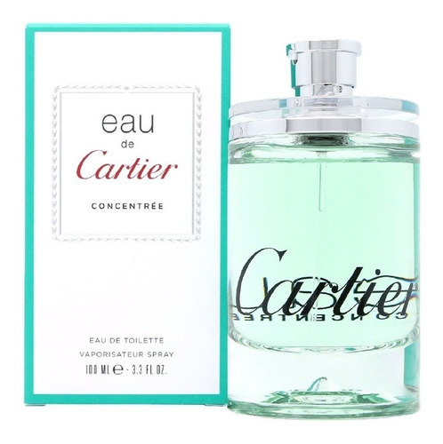 Perfume Eau De Cartier Concentree 100 - mL a $1390