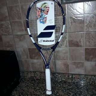 Raqueta De Tenis Babolat Pulsion 105 Encordada