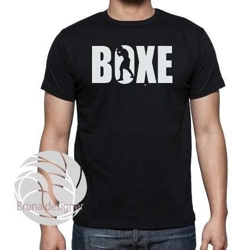 Camiseta Camisa Boxe Luta Mma Promoçao 2019