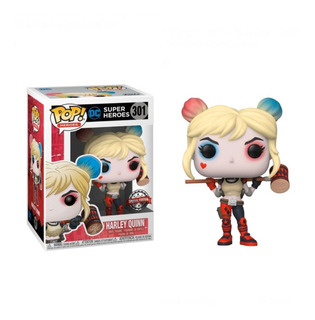 Funko Pop! Harley Quinn With Mallet Exclusive 301
