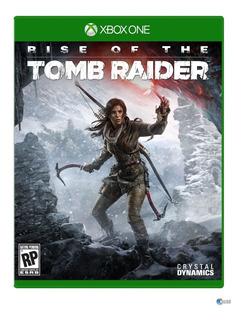 Rise Of The Tomb Raider / Xbox One / N0 Codig0 / Lokl