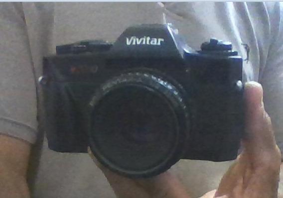 Vivitar V2000 Reflex Camera