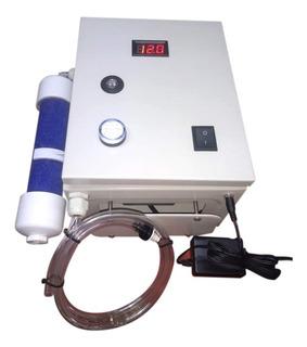 Equipo Generador De Ozono 1.2 G/h Planta Purificadora Agua