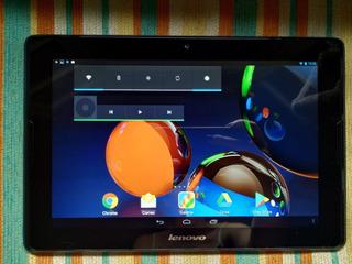 Tablet Lenovo Ideatab A10-70, Perfecto Estado + Funda